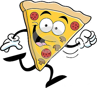 cartoon pizza 2